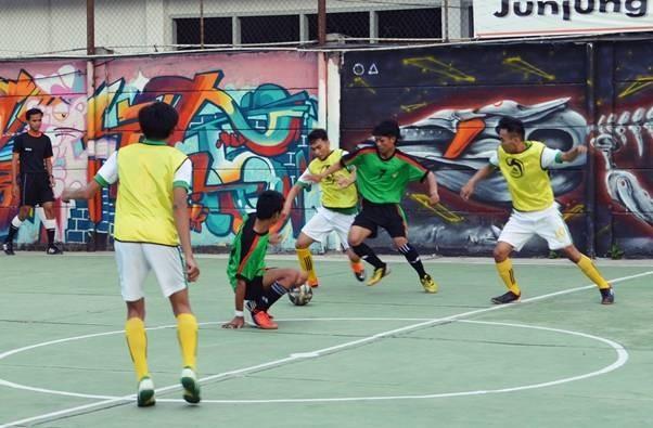 UKM Futsal STFI Bandung