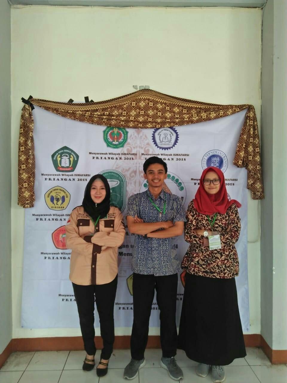 Musyawarah Wilayah Ismafarsi Priangan 2018